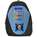 Boy s ABC backpack - Backpack Bag