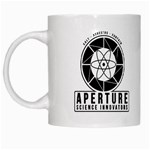 Aperture Science coffee mug - White Mug