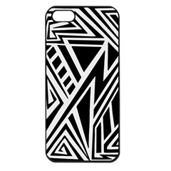 Acknowledged Confusion  Apple Iphone 5 Seamless Case (black) by DarkImage