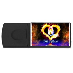 TheFloralCovenant 2GB USB Flash Drive (Rectangle) by AuthorPScott