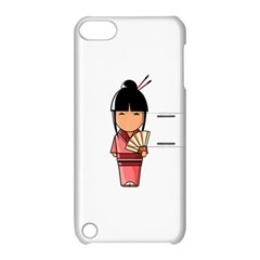 Japanese Geisha Apple Ipod Touch 5 Hardshell Case With Stand by KujiKujistore