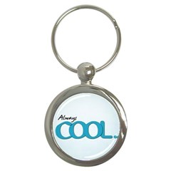 Cool Designs Store Key Chain (round) by CoolDesignsStore