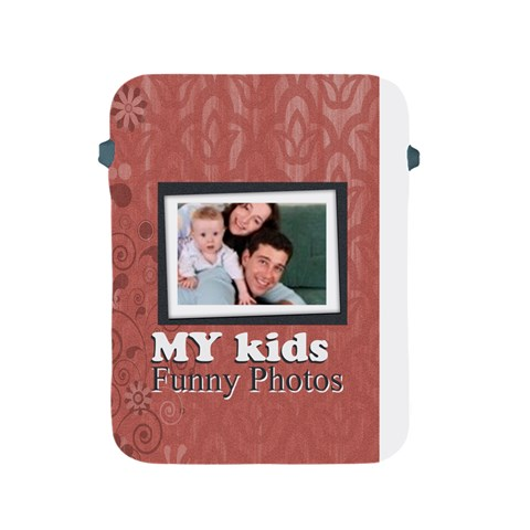 Kids By Joely   Apple Ipad 2/3/4 Protective Soft Case   Lutu0l60x71y   Www Artscow Com Front
