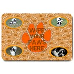 Large doggie door mat - Large Doormat