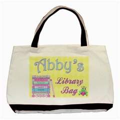 Abby By Emily   Basic Tote Bag (two Sides)   Ymkjxpq6rcf9   Www Artscow Com Back