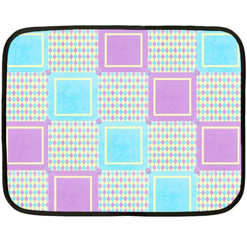 By Emily   Fleece Blanket (mini)   Bum7yh8cv3mr   Www Artscow Com 35 x27 Blanket