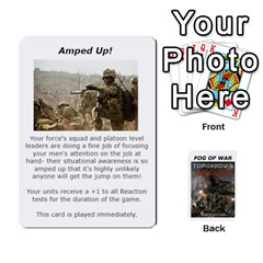 Fog Of War Cards  Tomorrow s War 1 By Fred   Playing Cards 54 Designs   Mpqsuqjtv5xk   Www Artscow Com Front - Diamond10