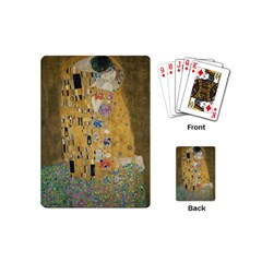 Klimt   The Kiss Playing Cards (mini)