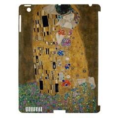 Klimt   The Kiss Apple Ipad 3/4 Hardshell Case (compatible With Smart Cover) by ArtMuseum