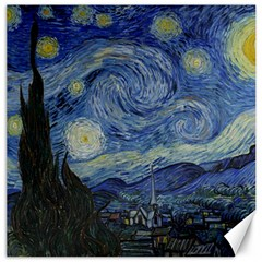 Starry Night Canvas 20  X 20  (unframed) by ArtMuseum