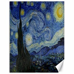 Starry Night Canvas 18  X 24  (unframed)