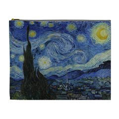Starry Night Cosmetic Bag (xl) by ArtMuseum