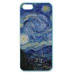 Starry night Apple Seamless iPhone 5 Case (Color) Front