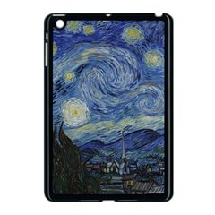 Starry Night Apple Ipad Mini Case (black) by ArtMuseum