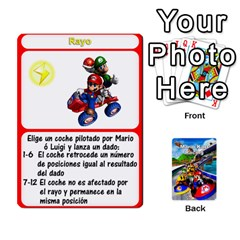 Jack Mario Kart Racing Reedit Huan Solo Y Yun By Roger Orellana   Playing Cards 54 Designs   Qm9tq01aki19   Www Artscow Com Front - HeartJ