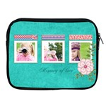 flower kids - Apple iPad 2/3/4 Zipper Case