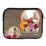 thankful - Apple iPad 2/3/4 Zipper Case