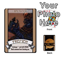 King Coup   Dune By Ajax   Playing Cards 54 Designs   I4s3d8l0qpde   Www Artscow Com Front - SpadeK