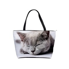 Cat By Divad Brown   Classic Shoulder Handbag   Zbj1hq22h7sk   Www Artscow Com Front