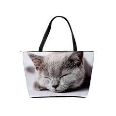 Cat By Divad Brown   Classic Shoulder Handbag   Zbj1hq22h7sk   Www Artscow Com Back