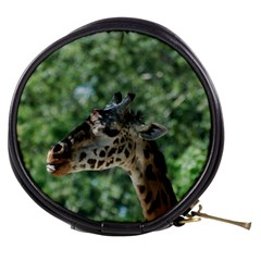 Cute Giraffe Mini Makeup Case by AnimalLover