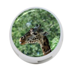 Cute Giraffe 4 Port Usb Hub (one Side) by AnimalLover