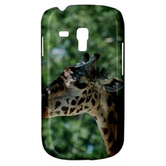Cute Giraffe Samsung Galaxy S3 Mini I8190 Hardshell Case by AnimalLover
