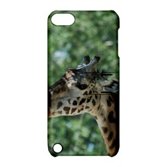 Cute Giraffe Apple Ipod Touch 5 Hardshell Case With Stand by AnimalLover
