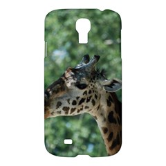 Cute Giraffe Samsung Galaxy S4 I9500 Hardshell Case by AnimalLover