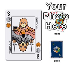 Decktet Ptbr By Alan Romaniuc   Playing Cards 54 Designs   Awv0lq7161t1   Www Artscow Com Front - Heart8