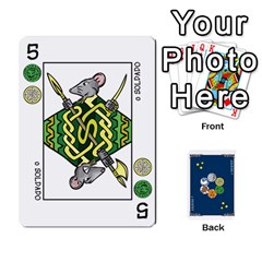 Ace Decktet Ptbr By Alan Romaniuc   Playing Cards 54 Designs   Awv0lq7161t1   Www Artscow Com Front - HeartA