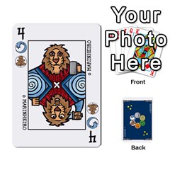 Decktet Ptbr By Alan Romaniuc   Playing Cards 54 Designs   Awv0lq7161t1   Www Artscow Com Front - Diamond4