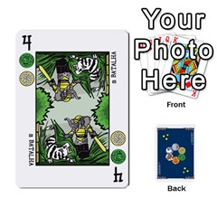 Decktet Ptbr By Alan Romaniuc   Playing Cards 54 Designs   Awv0lq7161t1   Www Artscow Com Front - Diamond7