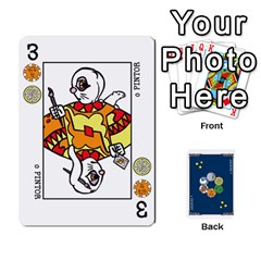 Decktet Ptbr By Alan Romaniuc   Playing Cards 54 Designs   Awv0lq7161t1   Www Artscow Com Front - Diamond9
