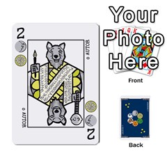 Decktet Ptbr By Alan Romaniuc   Playing Cards 54 Designs   Awv0lq7161t1   Www Artscow Com Front - Diamond10