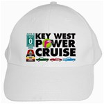 Key west white hat - White Cap