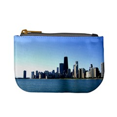 Chicago Skyline Coin Change Purse by canvasngiftshop