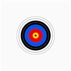 Target Canvas 36  X 48  (unframed) by hlehnerer
