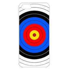 Target Apple Iphone 5 Seamless Case (white) by hlehnerer