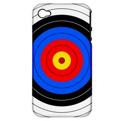 Target Apple Iphone 4/4s Hardshell Case (pc+silicone) by hlehnerer
