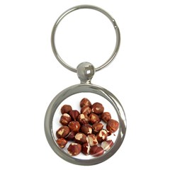 Hazelnuts Key Chain (round) by hlehnerer