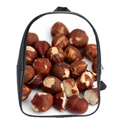 Hazelnuts School Bag (large) by hlehnerer
