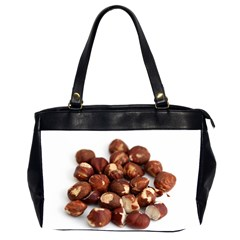 Hazelnuts Oversize Office Handbag (two Sides) by hlehnerer