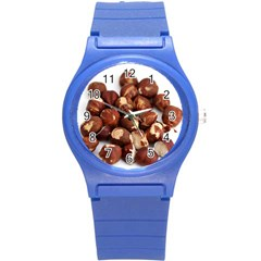 Hazelnuts Plastic Sport Watch (small) by hlehnerer
