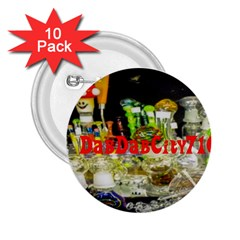 Dabdabcity710 2 25  Button (10 Pack)