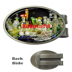Dabdabcity710 Money Clip (oval)