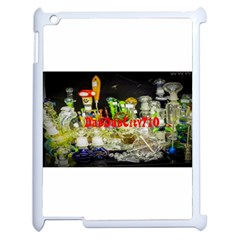 Dabdabcity710 Apple Ipad 2 Case (white)