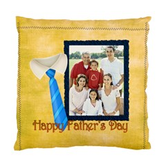 Fathers Day By Dad   Standard Cushion Case (two Sides)   08qwlrvg5exe   Www Artscow Com Back