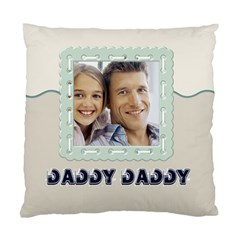 Father By Dad   Standard Cushion Case (two Sides)   2pq98mmovva4   Www Artscow Com Back