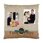 fathers - Cushion Case (One Side)